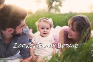 Zornes Family 2014