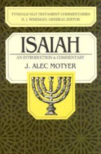 isaiah - motyer