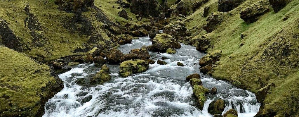 A Stream Yet An Ocean