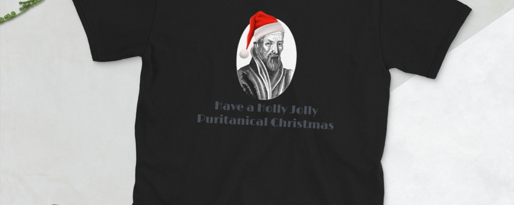 Holly Jolly Puritanical T-Shirt