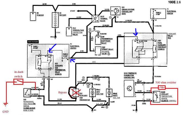 Ac Compressor Fan Wiring Diagram