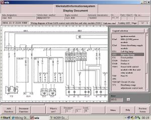 Wiring Diagram for w209  MercedesBenz Forum