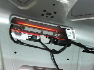 Third brake light replacement DIY  MercedesBenz Forum