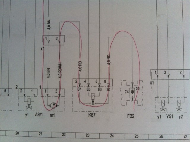 4 Wire Cdi Wiring Diagram Help Airmatic Compressor Fuse And Relay Mercedes Benz Forum