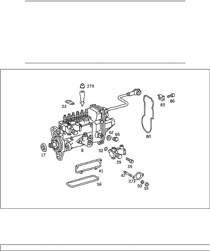 Difference in 603 Injection pump Non-turbo and Turbo