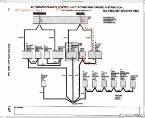 Looking for wiring diagram of ACHeat blower motor system