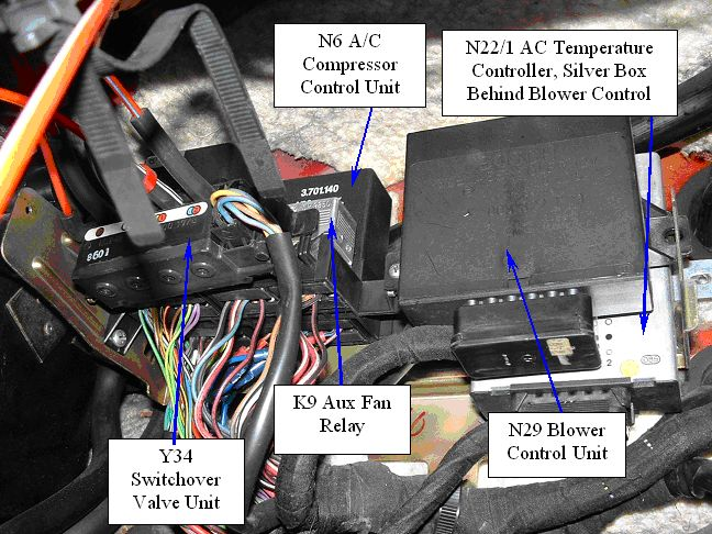 2001 subaru forester fuel pump wiring diagram dimming switch 380 sl flasher, blinker, relay location - mercedes-benz forum