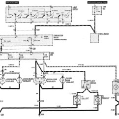 Fog Lights Wiring Diagram Capacitor Start Induction Motor Lamp Wiring??? - Mercedes-benz Forum