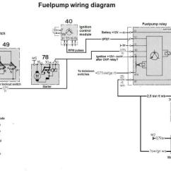 12v Relay Switch Wiring Diagram Ao Smith Pool Motors 83 500sl Euro - No Voltage To Fuel Pump Mercedes-benz Forum