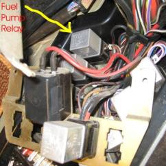 Chevelle Wiring Diagram 1972 2001 Nissan Maxima Engine Testing Fuel Pump - Early Djet 107s Page 2 Mercedes-benz Forum