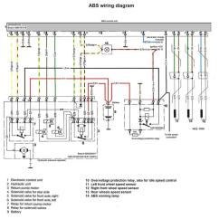 Mercedes Benz Sl500 Wiring Diagram Apc Ups Battery Another R107 Abs Fault. Opinion Please... - Mercedes-benz Forum