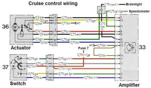 Cruise Control Switch  Blue Wire  MercedesBenz Forum