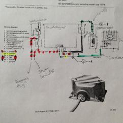 Wiring Diagram For Ignition Coil Brain Cross Section Ot: Transistorized Troubleshooting - Mercedes-benz Forum