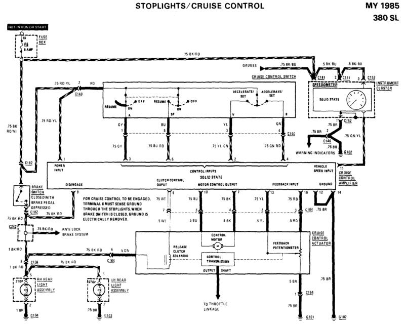 11 Pin Neutral Safety Switch Wiring Diagram Rostra Global Cruise 250 1223 Install On 1985 380sl