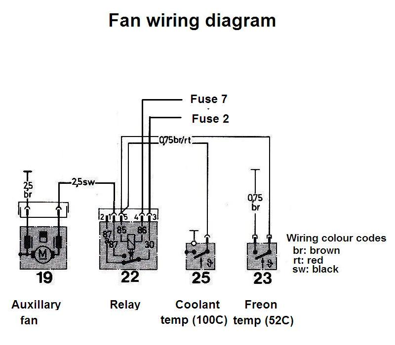 switch to fan wiring diagram