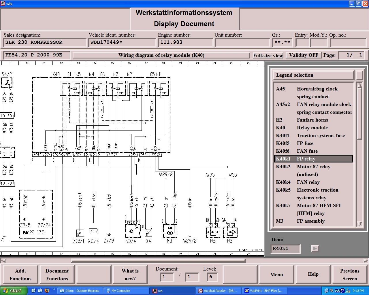 mercedes benz w203 wiring diagrams 2001 chevy silverado diagram 1998 c230 backlight 43