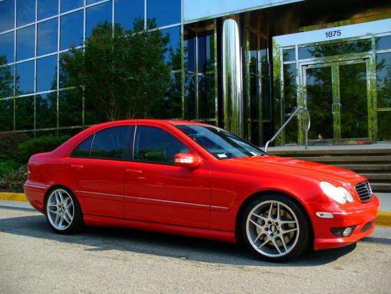 2002 MercedesBenz C32 AMG Fully Loaded 22995  MercedesBenz Forum