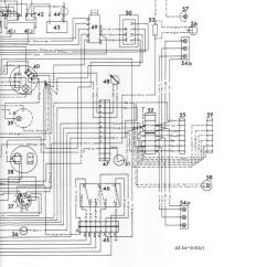 Mercedes Wiring Diagram Boat Switch Panel Or Color Breakdown 1970 406 - Mercedes-benz Forum