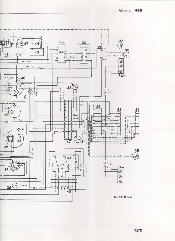 wiring size diagram