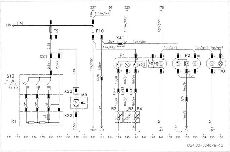 unimog 435 wiring diagram