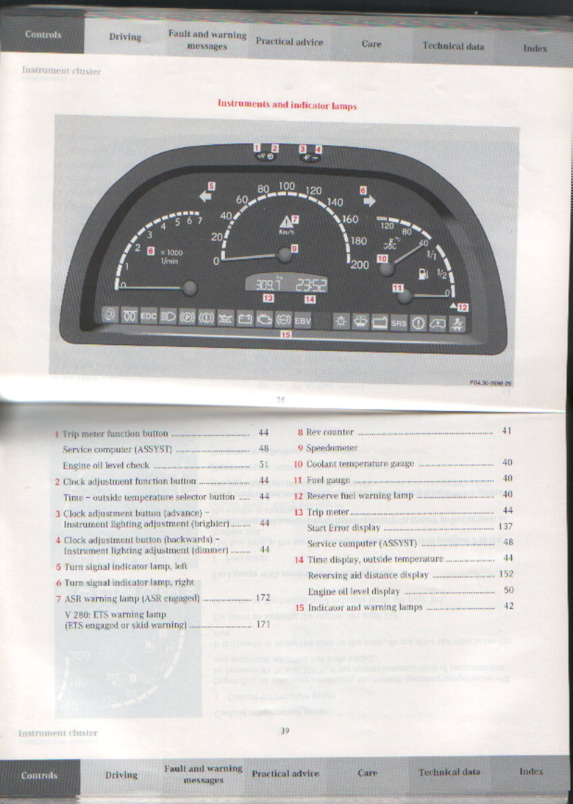 medium resolution of click image for larger version name merc instrument cluster jpg views 44931 size mercedes wiring diagrams technical