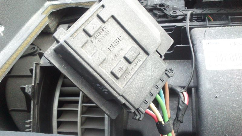 Fuse Box Diode Vito 115 Blower Not Working Mercedes Benz Forum