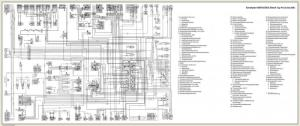 Electrical diagram for 79 240d  MercedesBenz Forum