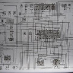 Electric Wiring Diagram Car Land Cruiser 200 Electrical For -79 240d - Mercedes-benz Forum