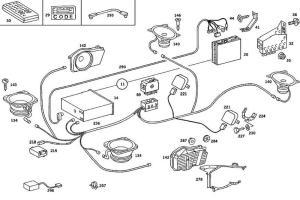 Becker 1432 wiring information?  MercedesBenz Forum