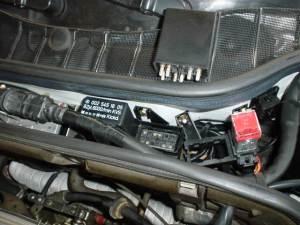 Fuel pump relay location  MercedesBenz Forum