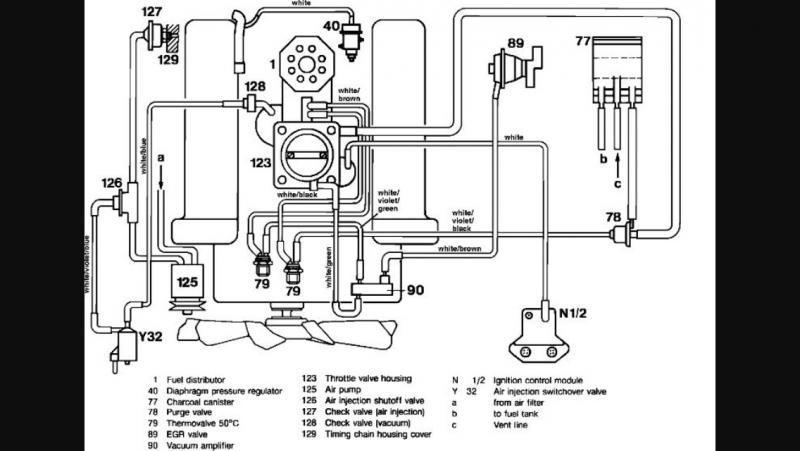 Mercedes Benz Vacuum Pump Central Locking System