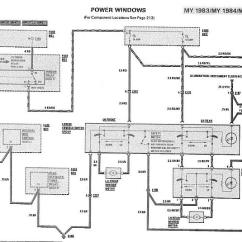 Mercedes Wiring Diagrams Pioneer Deh P6800mp Diagram Benz All Data Window Switch Page 2 Forum Connected Car