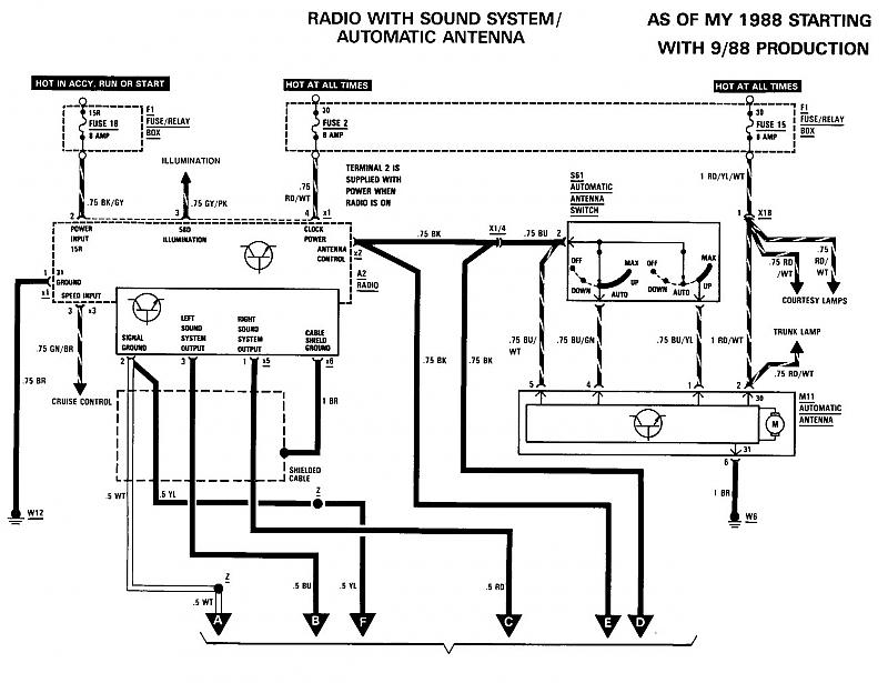 [DIAGRAM] Ford Factory Stereo Wiring Diagram Wiring