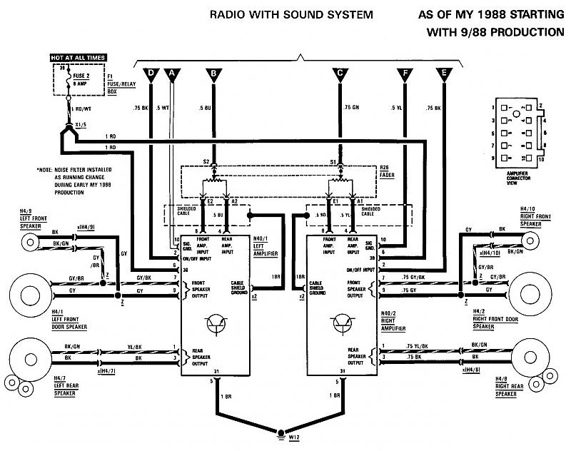 [DIAGRAM] Anyone Have The 2013 Stereo Wiring Diagrams