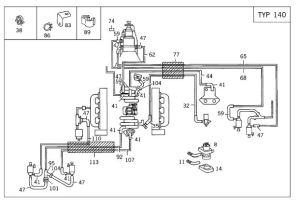 Vacuum Hoses Diagram  MercedesBenz Forum