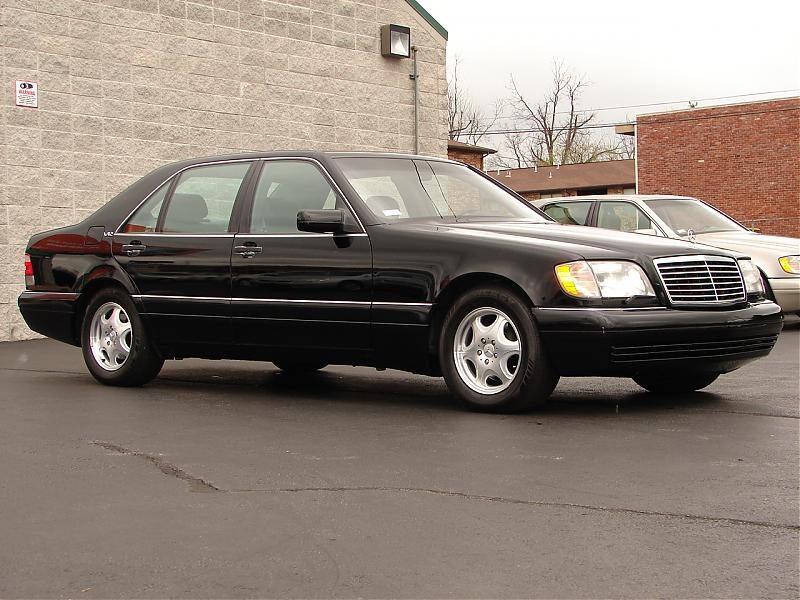 Goodbye S420 Hello S600  S420 for sale  PICS ARE