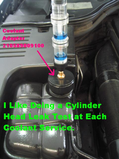 mercedes wiring diagram trane xl90 model photo diy- coolant service- a la vacuum method - mercedes-benz forum