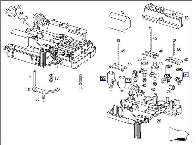 Mercedes W140 Module Location, Mercedes, Free Engine Image