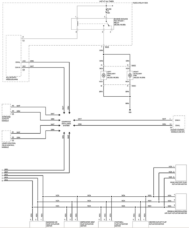 [DIAGRAM] Mercedes Benz Ac Wiring Diagram FULL Version HD