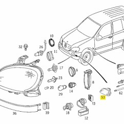 Headlight Bulb Wiring Diagram Kenwood Deck Installing Fog Lights On 98 Ml320 - Mercedes-benz Forum