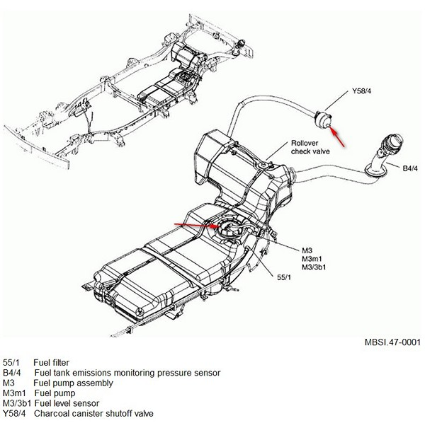 1999 Mercedes Ml430 Fuel Filter Wiring Library