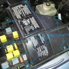 Wire Diagram For 3 Way Switch Truck Lite Wiring Remote Start, Push Start And Keyless Entry Install Write Up / Diy - Mercedes-benz Forum