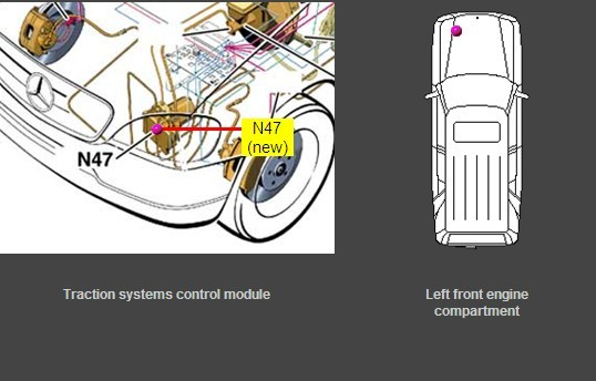 2013 Mercedes Ml350 Fuse Diagram Check Engine Light On And Bas Esp Light Page 2