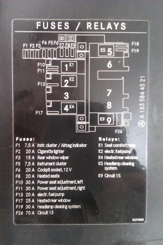Heated Seat Wiring Diagram Heated Seats Mercedes Benz Forum