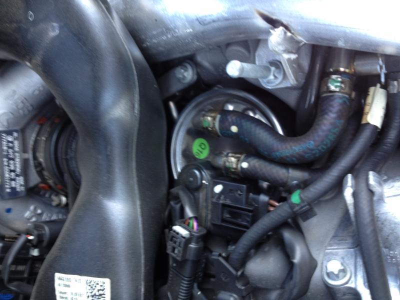 2003 mercedes benz e320 fuel filter