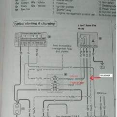 Engine Wiring Diagram Micro Usb Port Starter With Built In Immobilizer - Mercedes-benz Forum