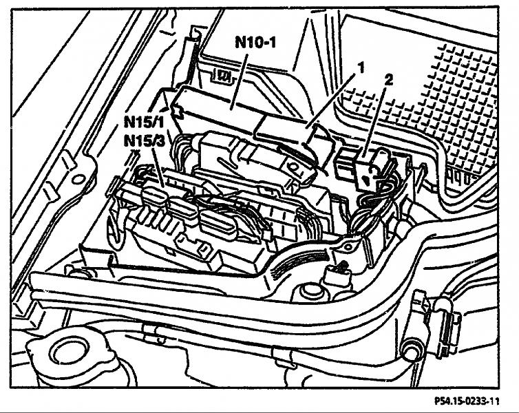 W210 k40 relay wiring diagram | W210 Radiator Fan Relay Wiring ... W Mercedes Glow Plug Controller Wiring Diagram on