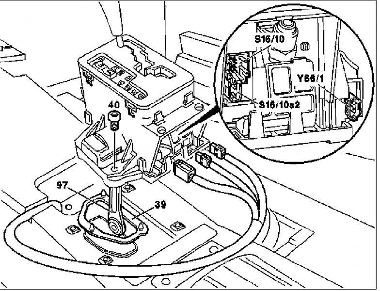 P0705 transmission range sensor circuit malfunction prndl