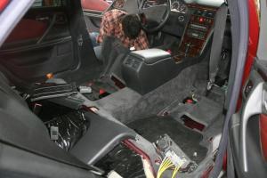Seat heater repair  MercedesBenz Forum