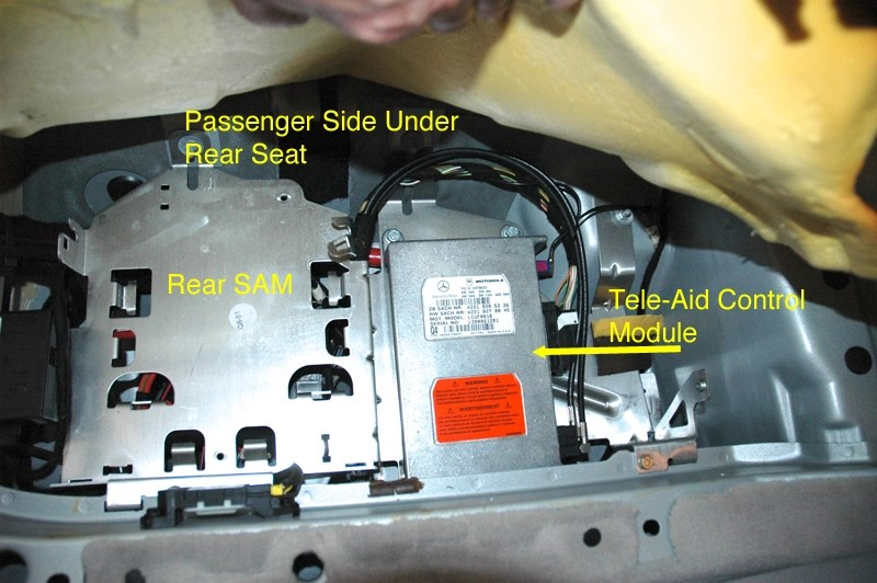 2002 Cl500 Fuse Diagram W220 Antenna System And Key Fob Mercedes Benz Forum